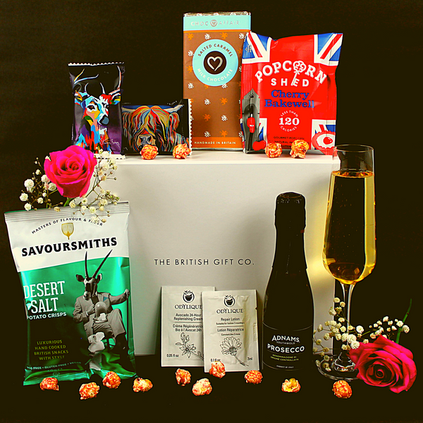 The Luxe - Prosecco Pamper Hamper Gift Box