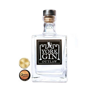 Outlaw 20cl Navy Strength Gin