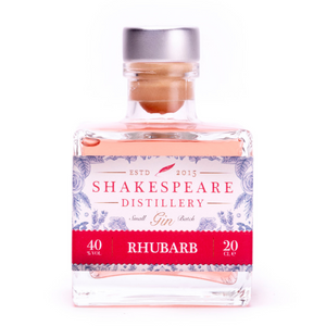 Shakespeare Distillery Rhubarb Gin
