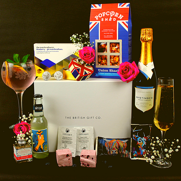 The Couture - Premium Pamper Hamper Gift Box