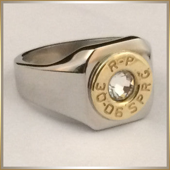 Stainless Steel Ring Men's