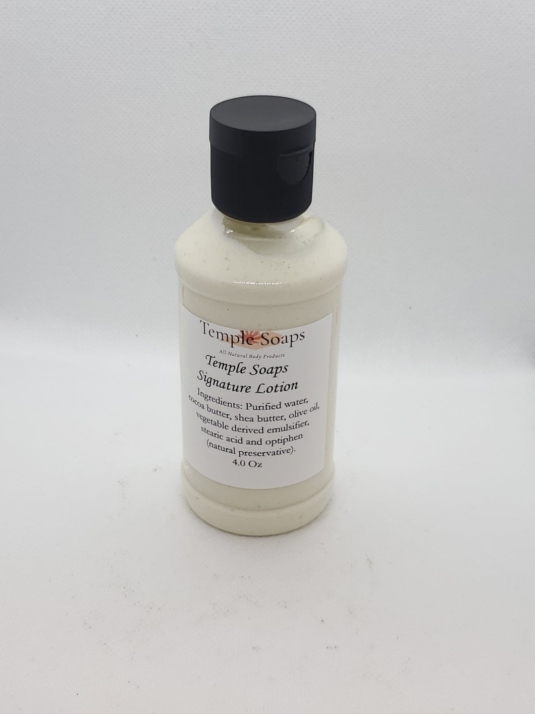 Temple Soaps Signature Body Cream