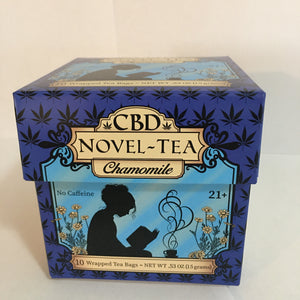 """Novel-Tea"" CBD Tea"