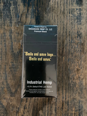 CBD Hemp Smokes