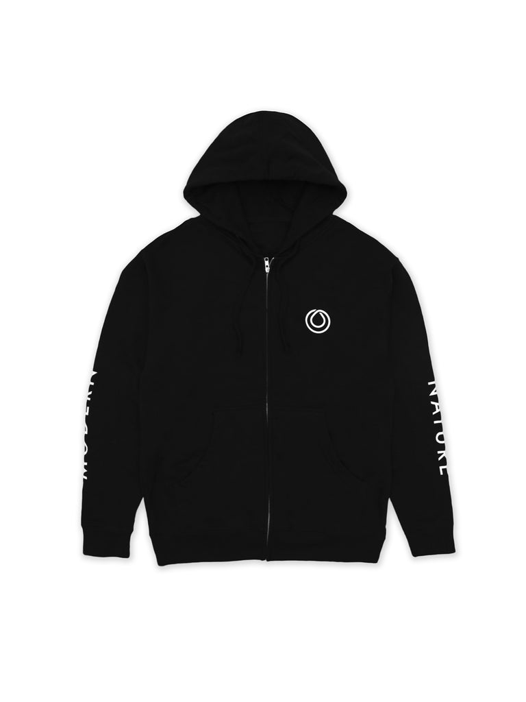 Modern Nature Zip Up Hoodie by Monat Gear