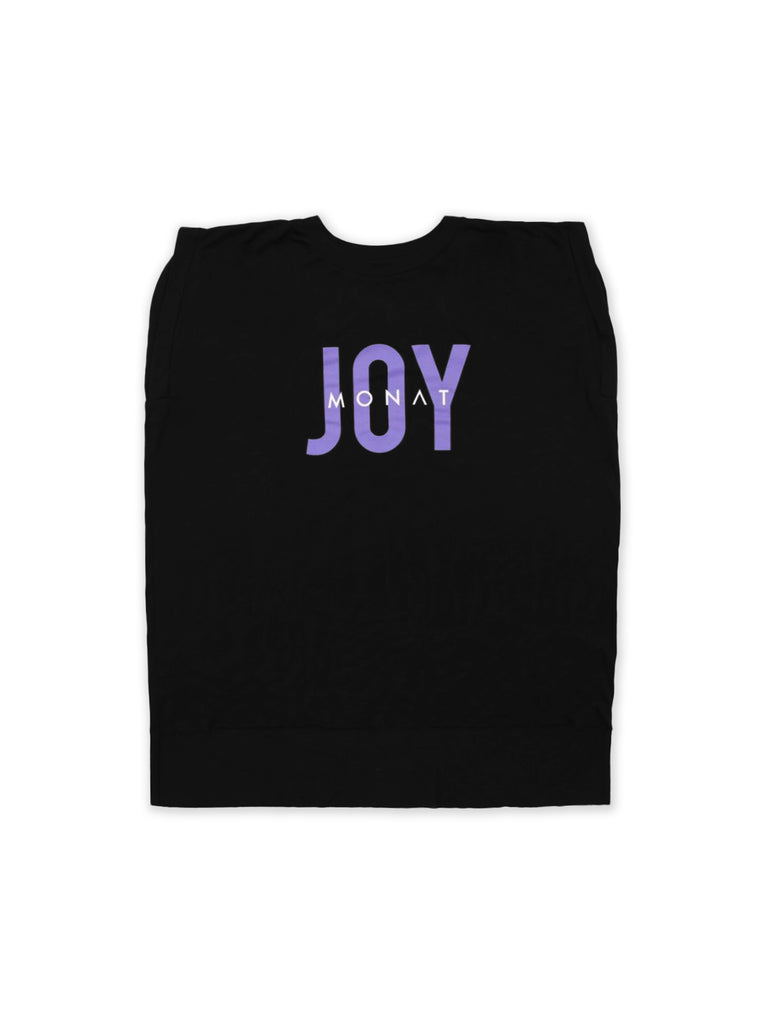 Joy Muscle Tank Black by Monat Gear