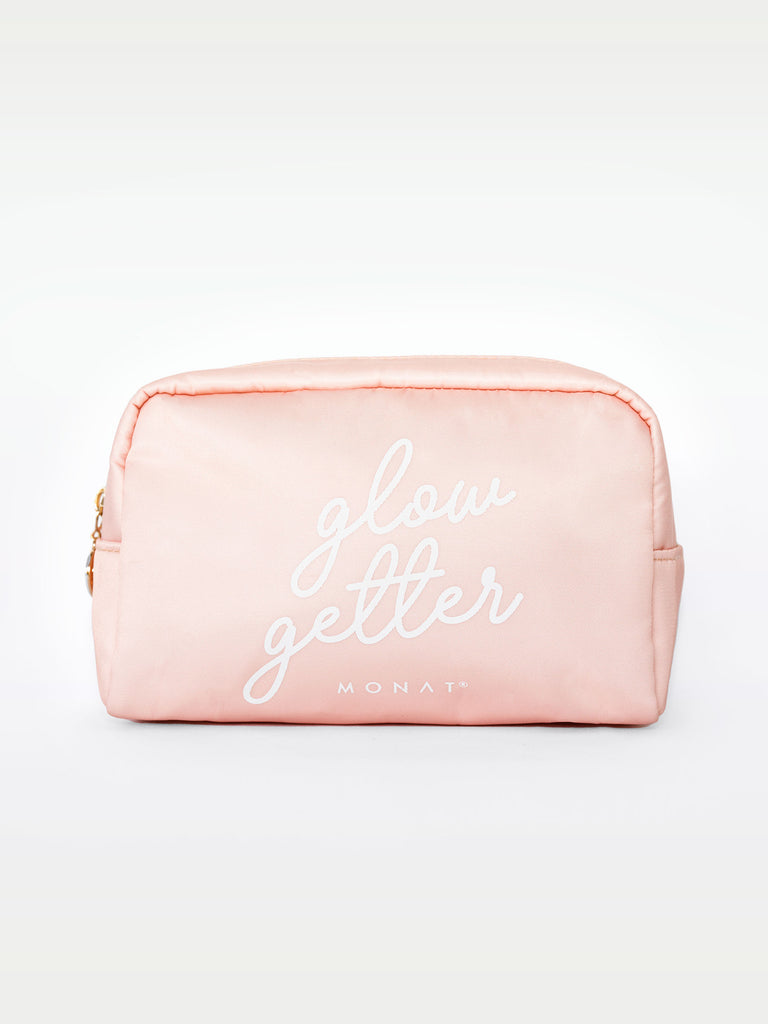 MONAT Glow Getter Makeup Bag