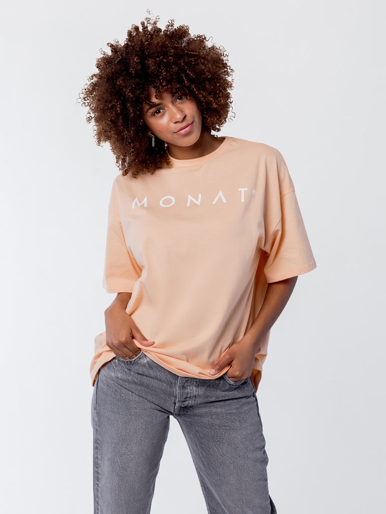 MONAT Be You Boyfriend Top