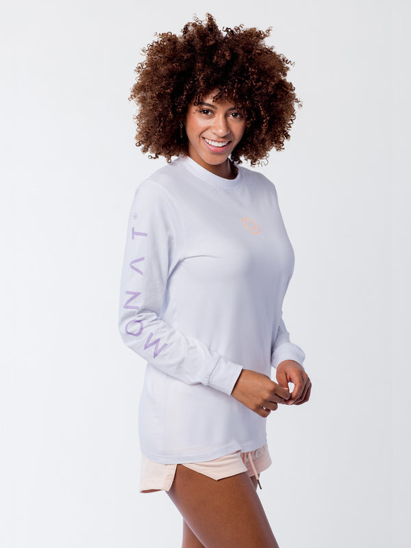 MONAT Winning Mindset Long Sleeve Tee
