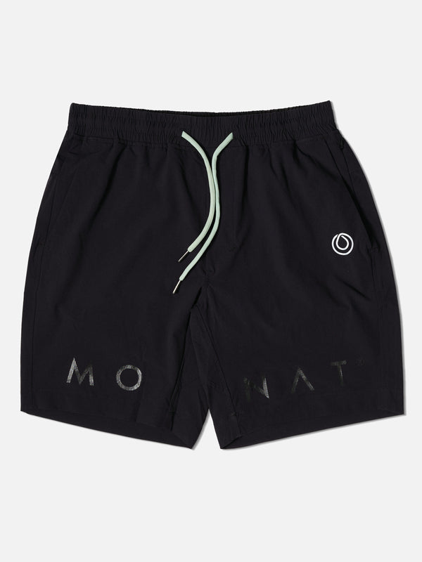 MONAT RUNNING SHORT- BLACK