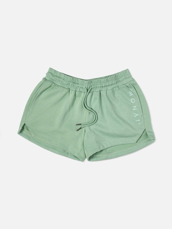 MONAT Running Short- Mint