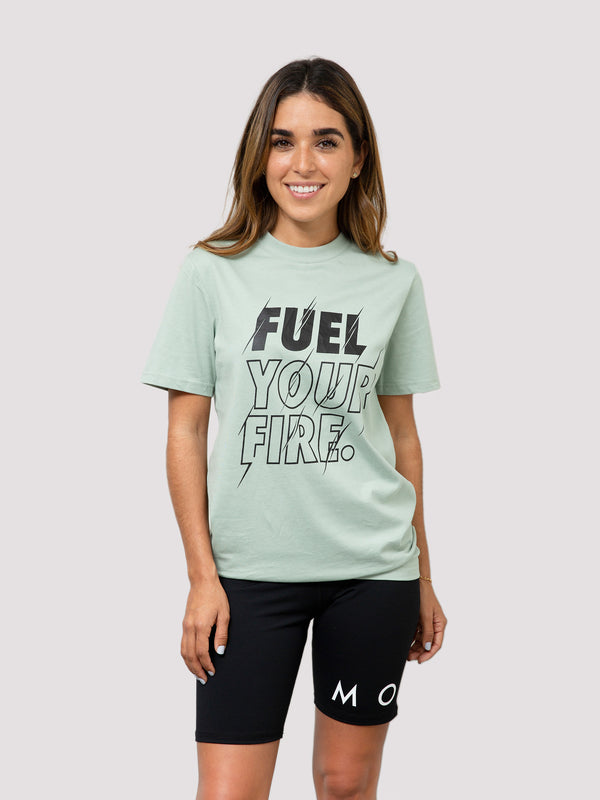 FUEL YOUR FIRE TEE
