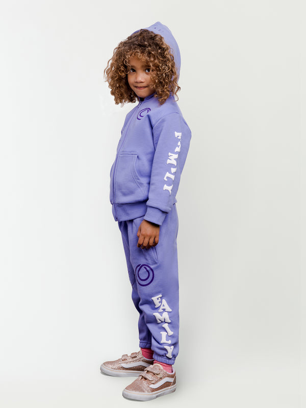 MONAT Junior Zip-Up Wink Hoodie