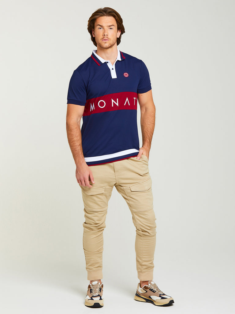 MONAT RUGBY POLO