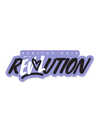 Revolution Sticker by Monat Gear