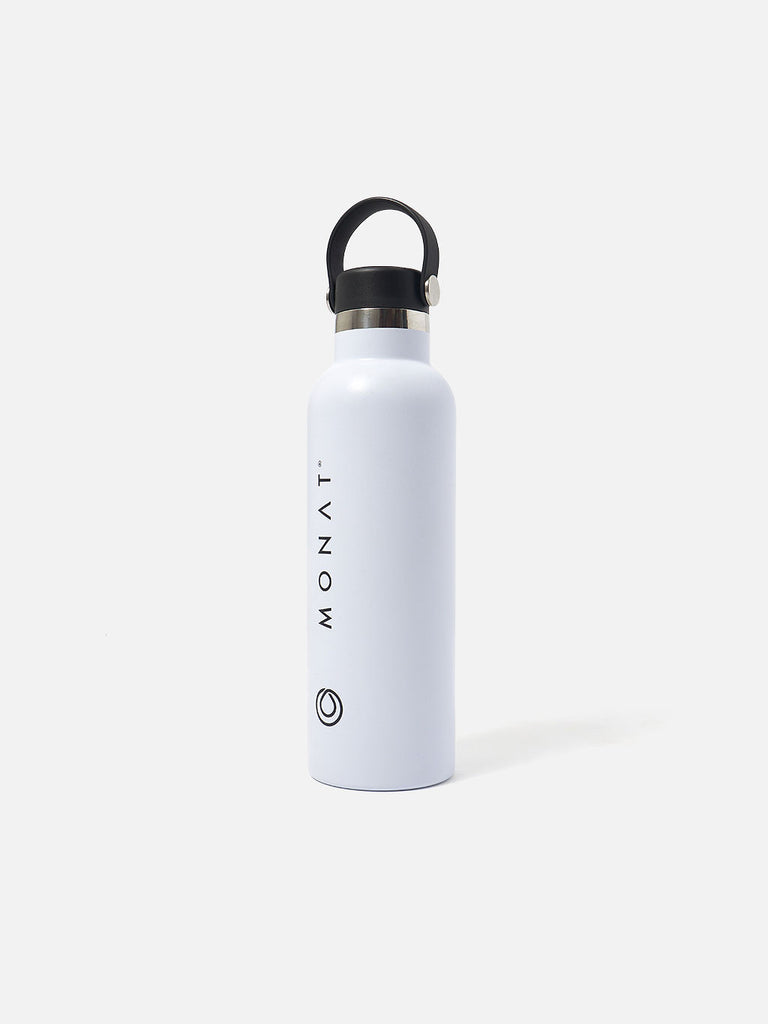 MONAT Insulated Water Bottle - White