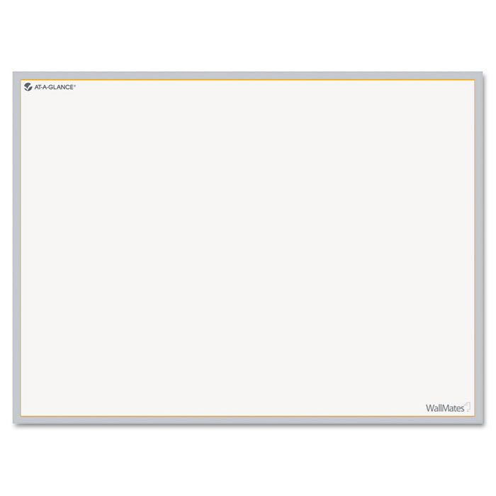 WallMates Self-Adhesive Dry Erase Writing Surface, 24 x 18