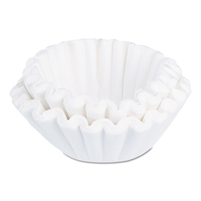 Commercial Coffee Filters, 6 Gallon Urn Style, 250/Carton
