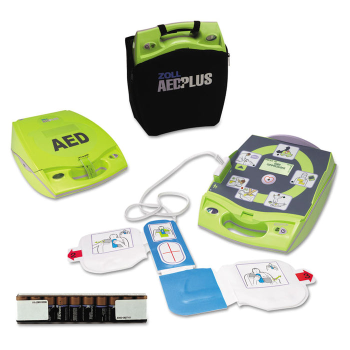AED Plus Fully Automatic External Defibrillator