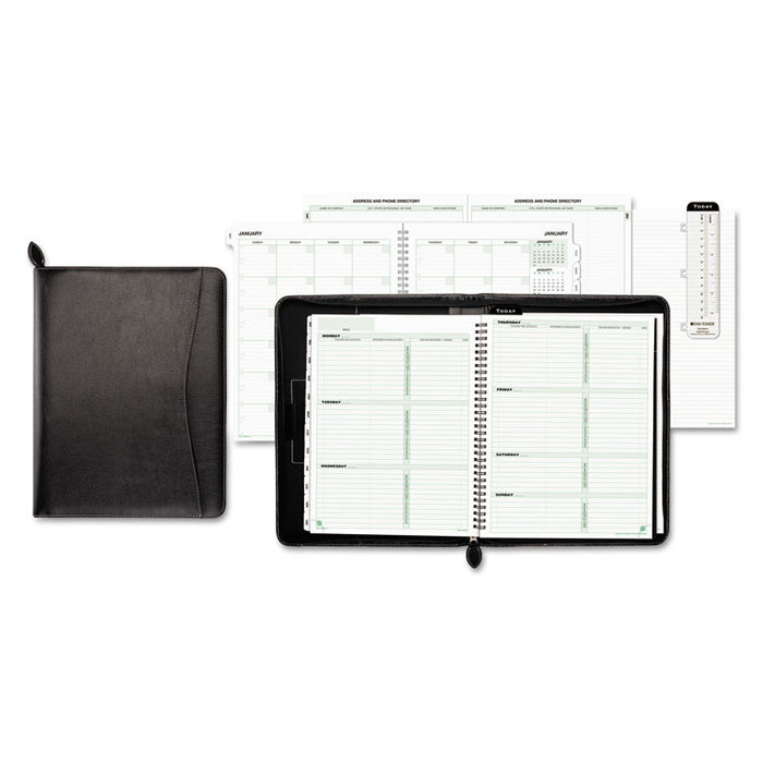 Basque Bonded Leather Starter Set, 11 x 8 1/2