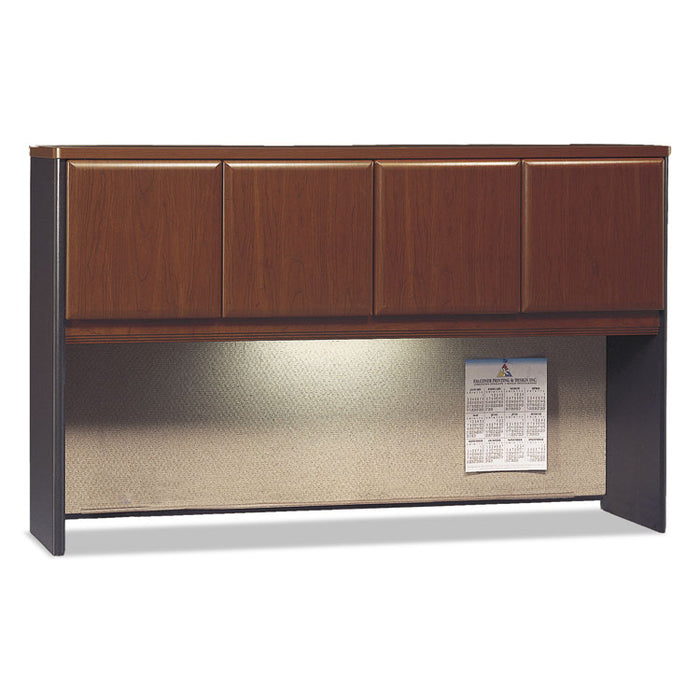 Series A Collection 60W Hutch, Hansen Cherry/Galaxy