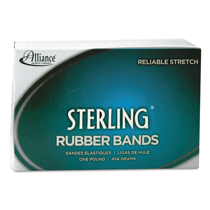 "Sterling Rubber Bands, Size 32, 0.03"" Gauge, Crepe, 1 lb Box, 950/Box"