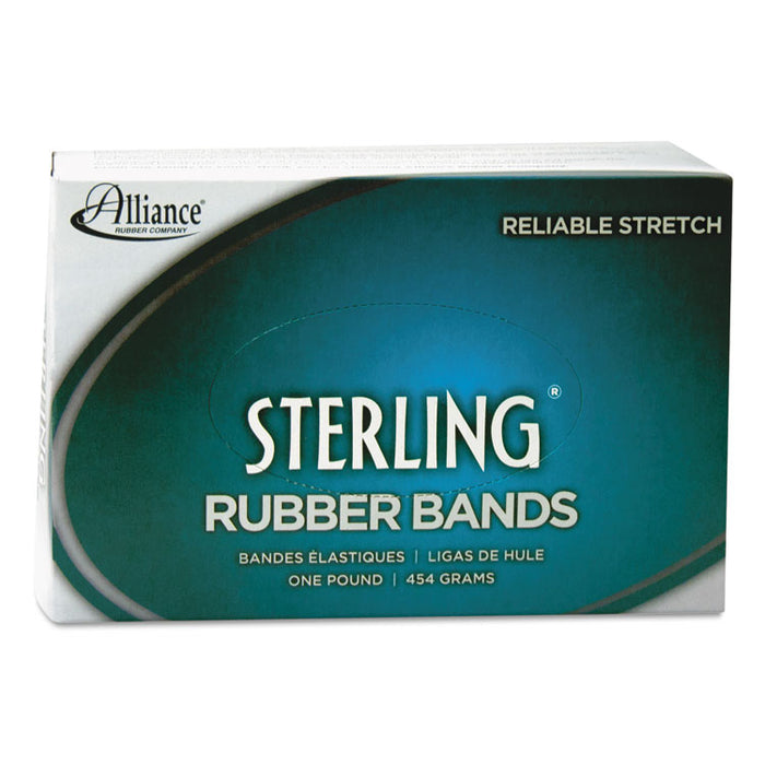 "Sterling Rubber Bands, Size 31, 0.03"" Gauge, Crepe, 1 lb Box, 1,200/Box"