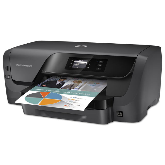 OfficeJet Pro 8210 Wireless Inkjet Printer