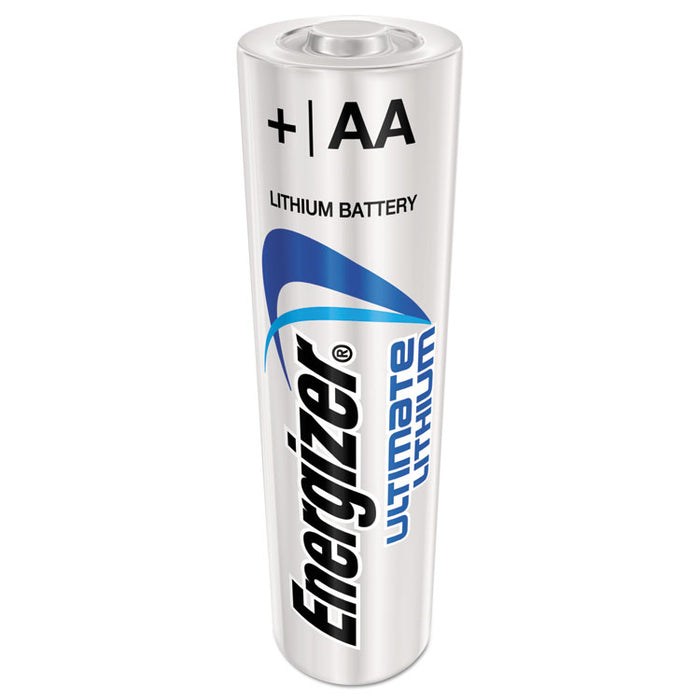 Ultimate Lithium AA Batteries, 1.5V, 24/Box
