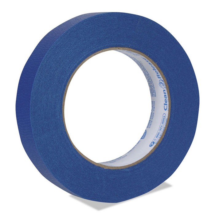 "Clean Release Painter's Tape, 3"" Core, 0.94"" x 60 yds, Blue, 24/Carton"