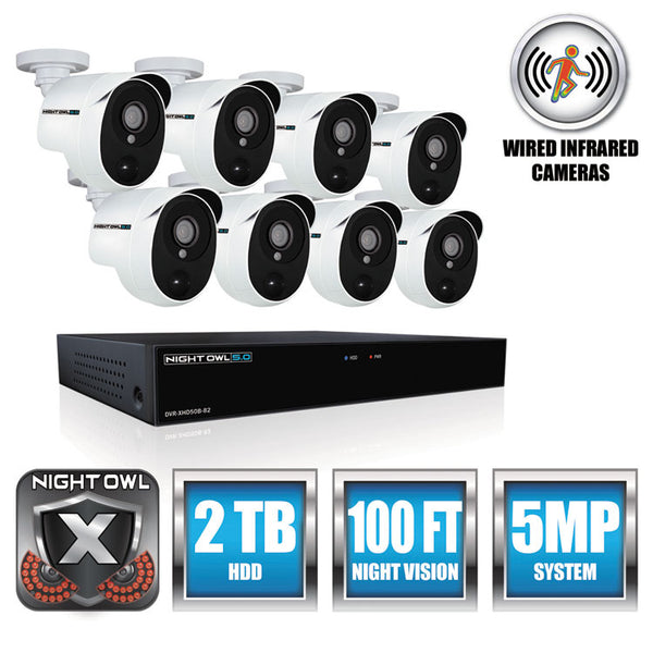 Security and Surveillance Systems and Accessories