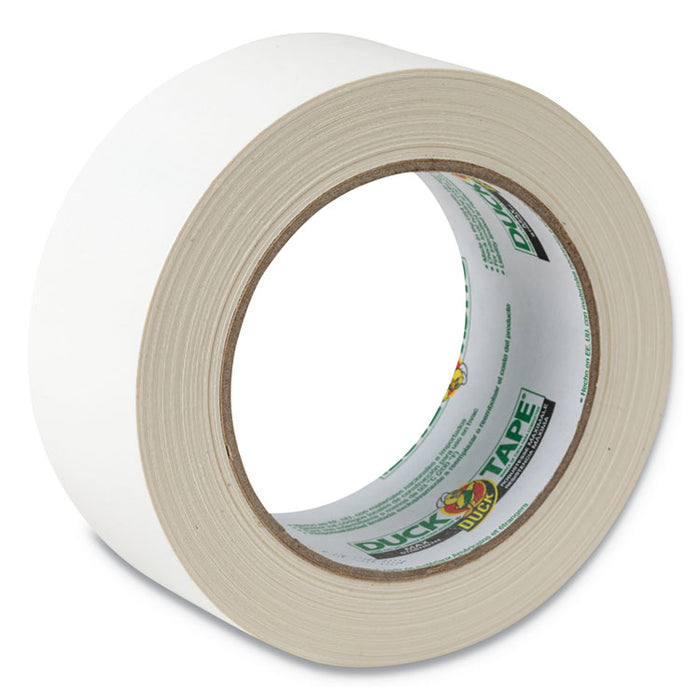 "MAX Duct Tape, 3"" Core, 1.88"" x 20 yds, White"