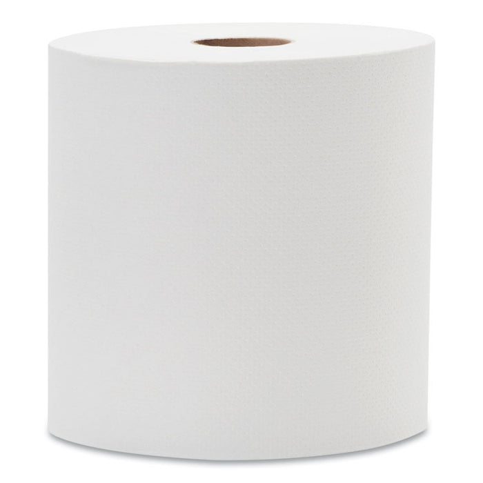 "Harmony Pro Towels, 8"" x 1000 ft, White, 6/Carton"