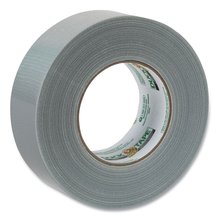 "MAX Duct Tape, 3"" Core, 1.88"" x 45 yds, Silver"