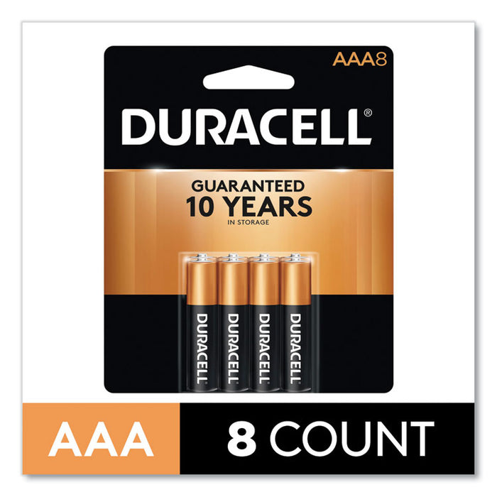 CopperTop Alkaline AAA Batteries, 8/Pack