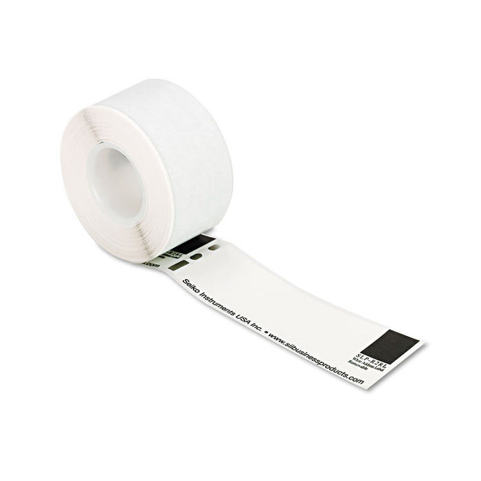 "Removable Adhesive Address Labels, 1.12"" x 3.5"", White, 260/Box"