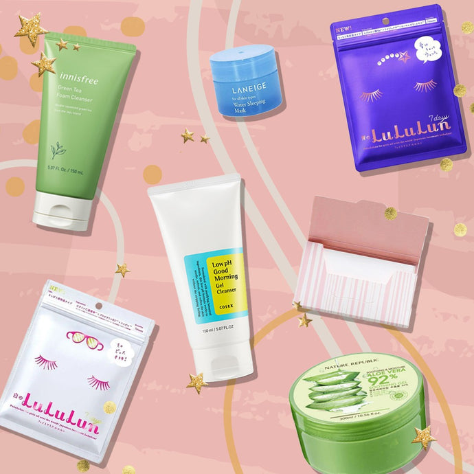 Asian Invasion: Korean and Japanese Beauty Products at TRENDSETTERSBAZAAR.COM