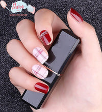Load image into Gallery viewer, DREAM NAILS | CHECKERED DELIGHT PRESS-ON NAILS