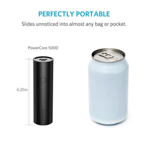 ANKER | POWERCORE 5000 POWERBANK PORTABLE CHARGER