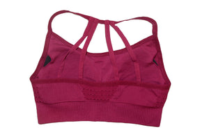 CHIC FITNESS | 4-IN-1 FREEDOM CONTOUR SPORTS BRA RUBY RED