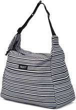 Load image into Gallery viewer, PACKIT HOBO BAG WOBBLY STRIPES