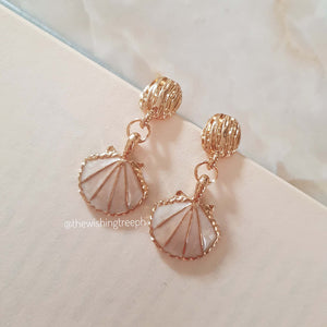 THE WISHING TREE | AQUATA EARRINGS
