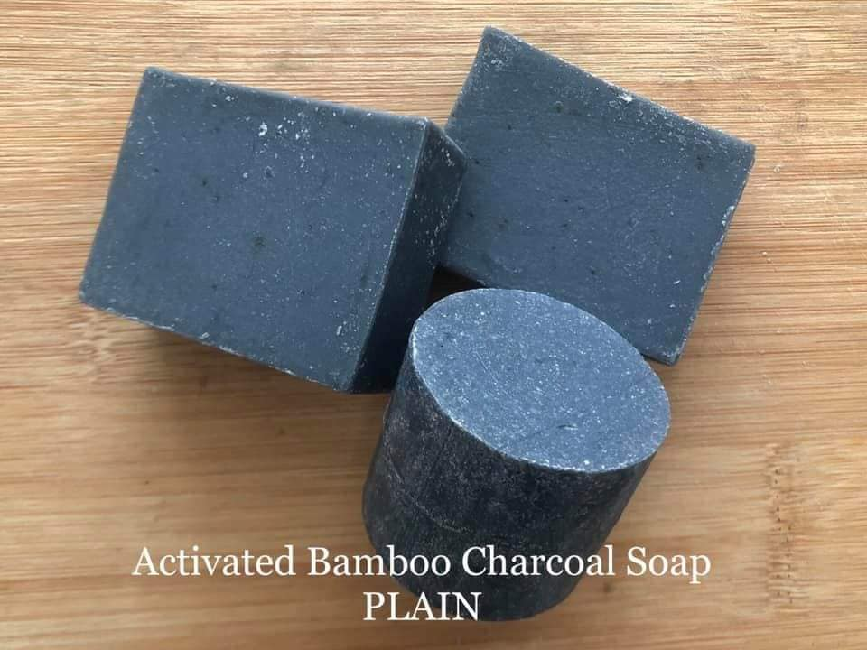 CUTIE PATOOTIE NEST | ACTIVATED BAMBOO CHARCOAL W CALAMANSI SOAP