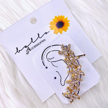 Load image into Gallery viewer, BELLO ACCESSORIES | BEAUTIFUL EAR CUFFS
