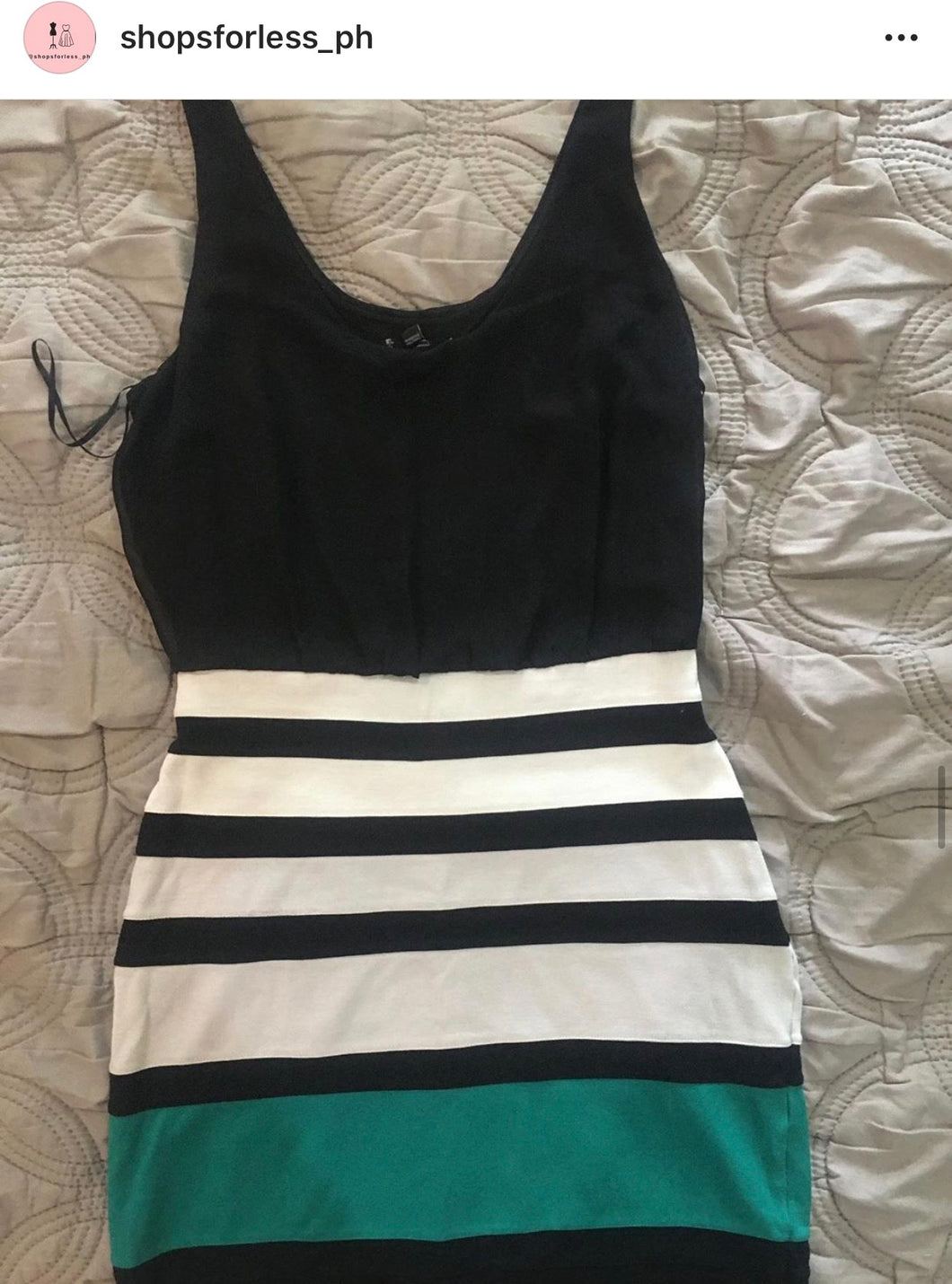 SHOP FOR LESS | EXPRESS EMPIRE SLEEVELESS DRESS