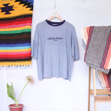 Load image into Gallery viewer, UNDER THE SUN | GUESS JEANS VINTAGE SPELL OUT TEE