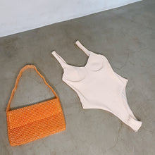 Load image into Gallery viewer, WEAR N WHERE | NICOLE PEARL BAG