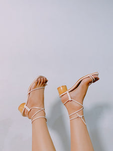 WEAR N WHERE | KEIRA STRAPPY SANDALS