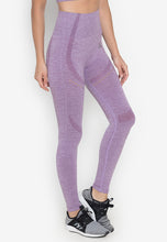 Load image into Gallery viewer, LOTUS ACTIVEWEAR | SABINE SEAMLESS LEGGING LAVENDER