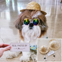 Load image into Gallery viewer, CUCKOO CONCEPTS | PET SUMMER HAT